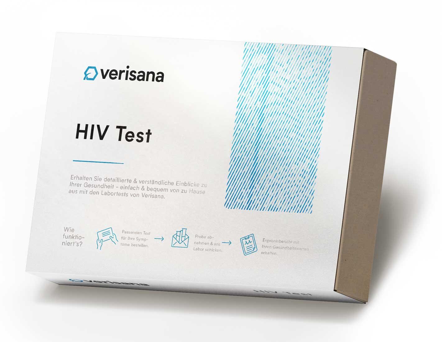 HIV Test, Bluttest