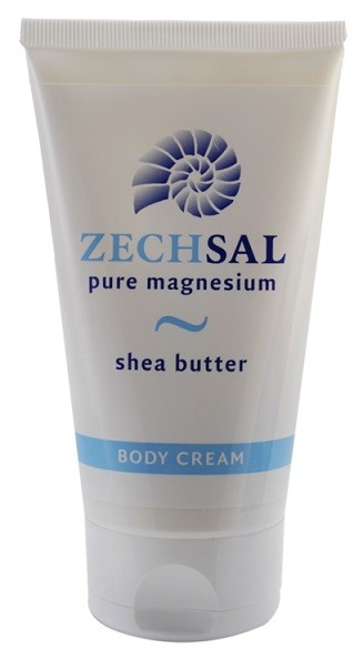 Zechsal Magnesium Body Cream (150ml) mit SheaButter