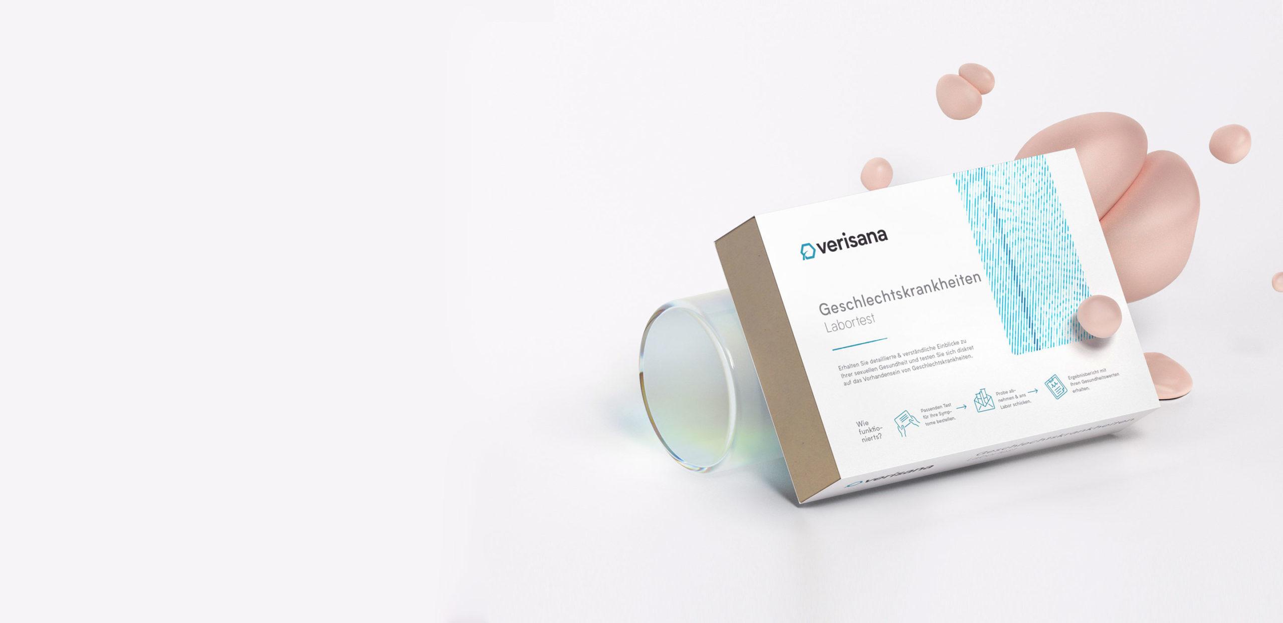 Verisana Geschlechtskrankheiten-Tests – D
