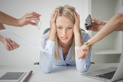 Cortisolmangel – Stress & die Folgen im Alltag