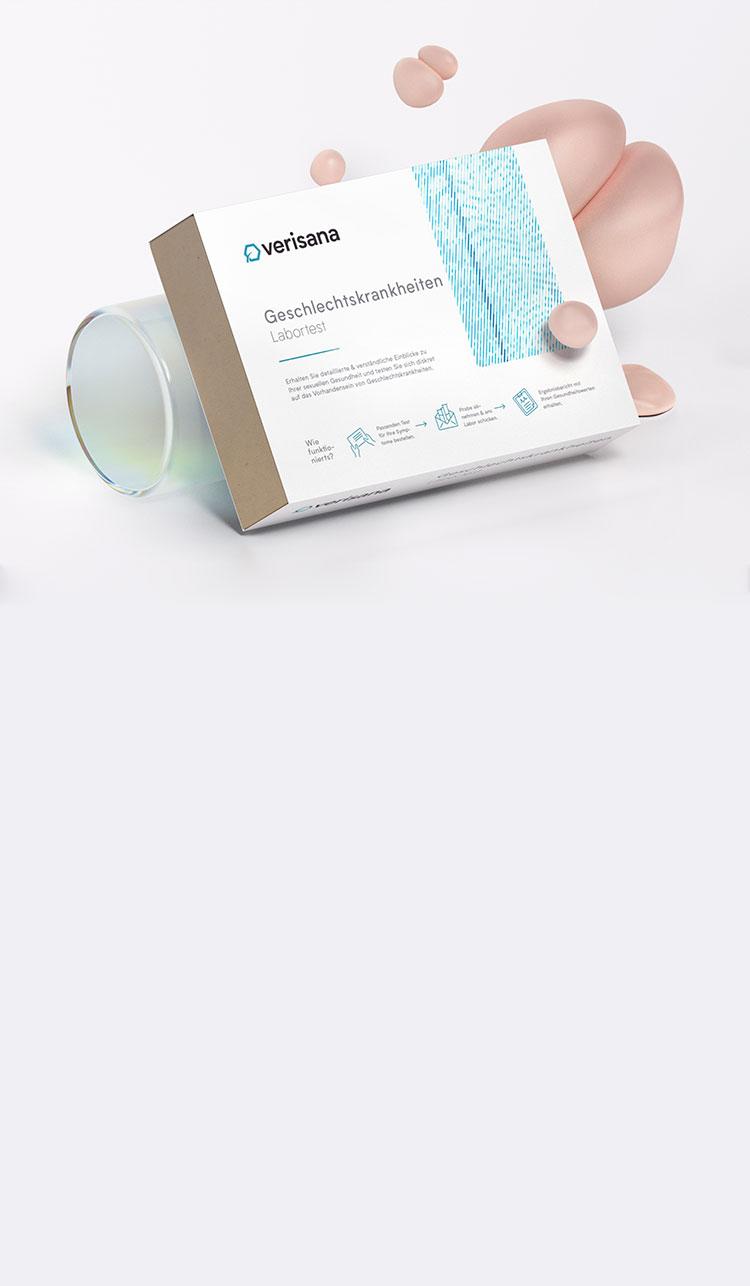 Verisana Geschlechtskrankheiten-Tests – M