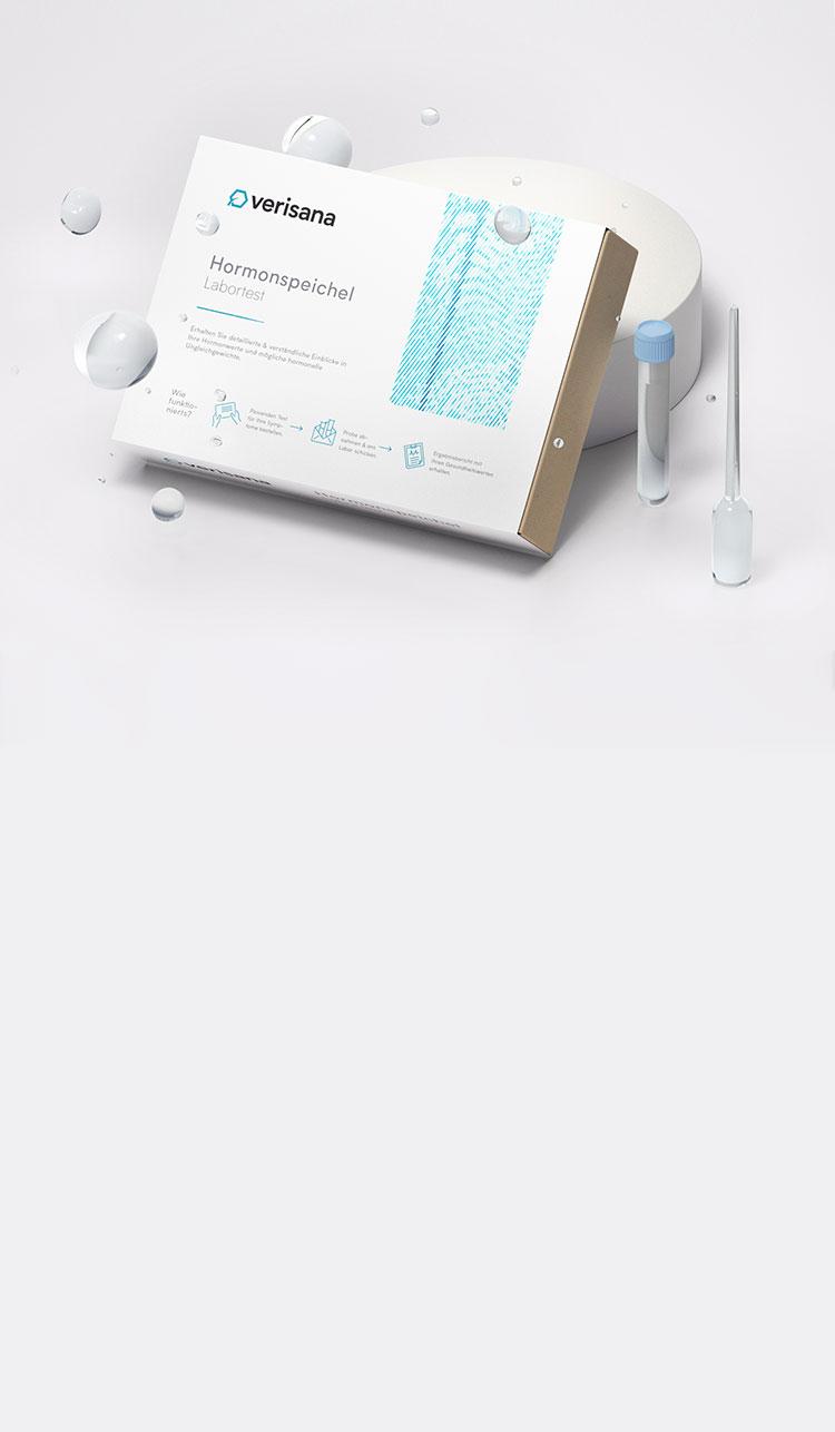 Verisana Labor für Naturheilkunde – Labortests als Kit für zu Hause – Mobile