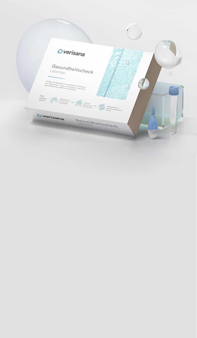 Verisana Labor für Naturheilkunde – Labortests als Kit für zu Hause – M