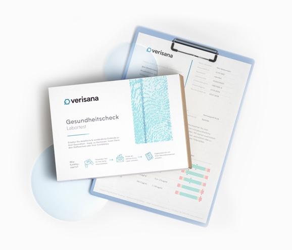 Wie funktionieren Verisana Labortests & Gesundheitschecks? – Grey