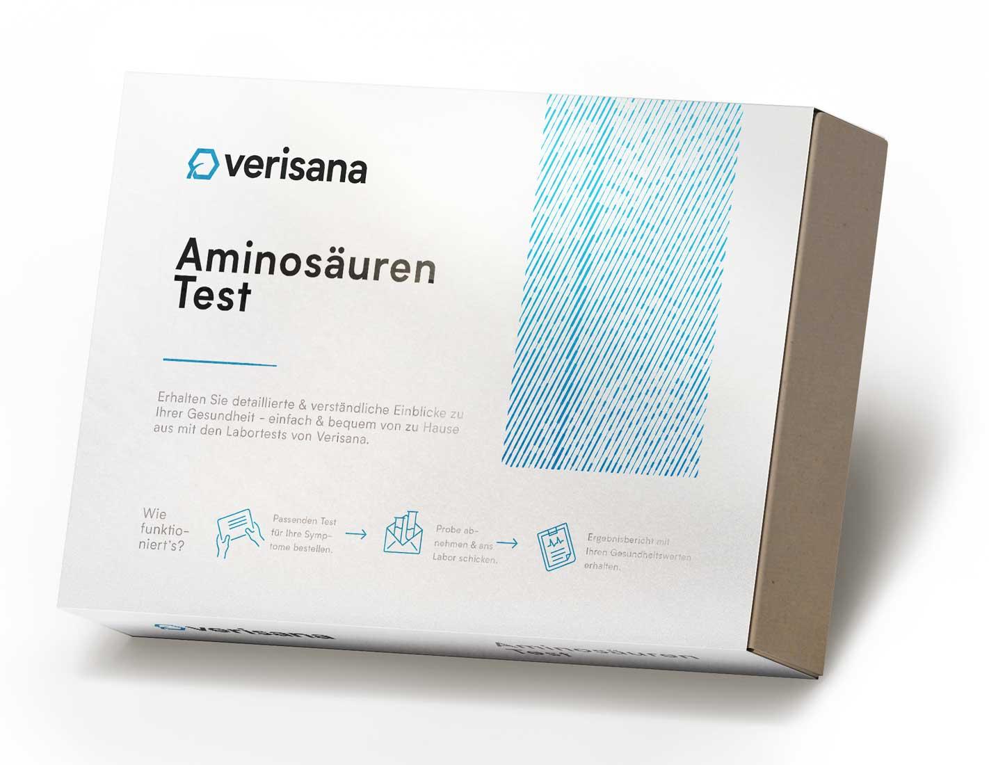 Aminosaeuren-Test-Testkit