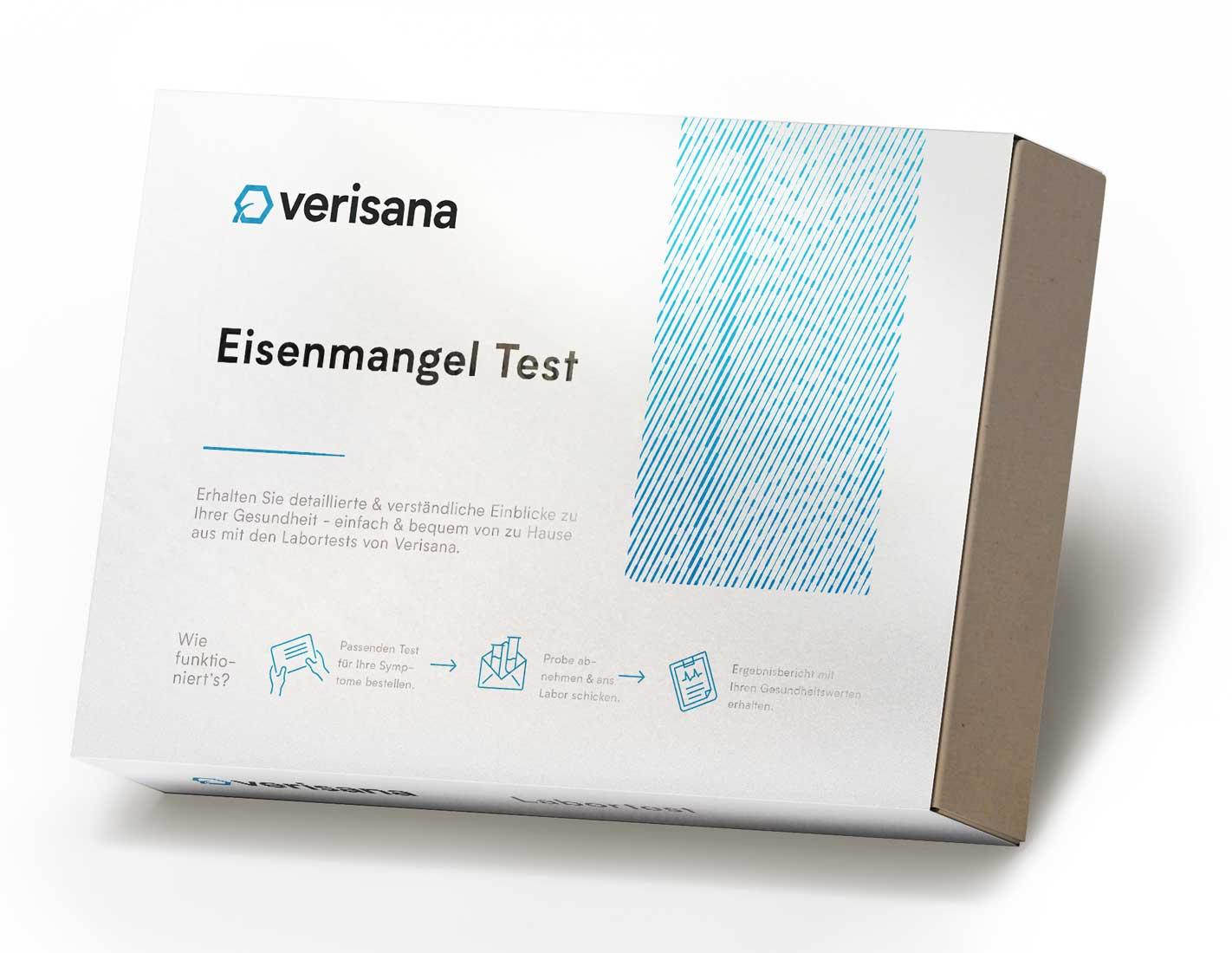 Eisenmangel-Test